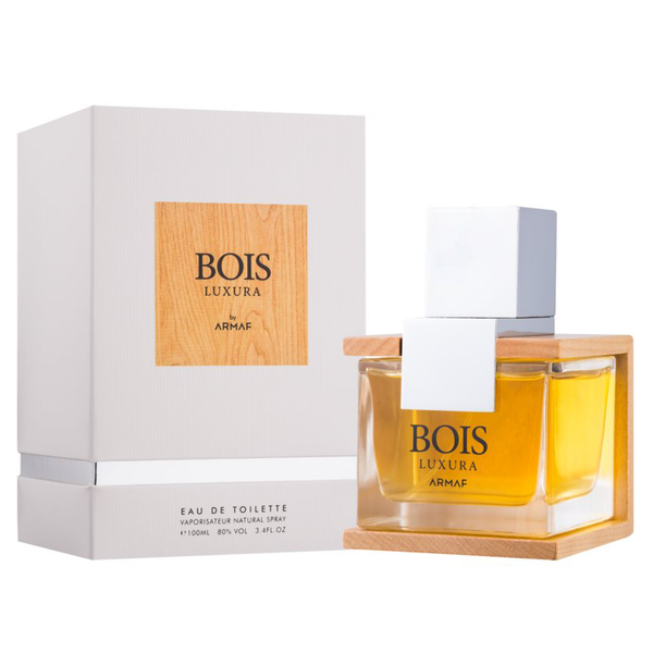 Bois Luxura by Armaf 100ml EDT for Men