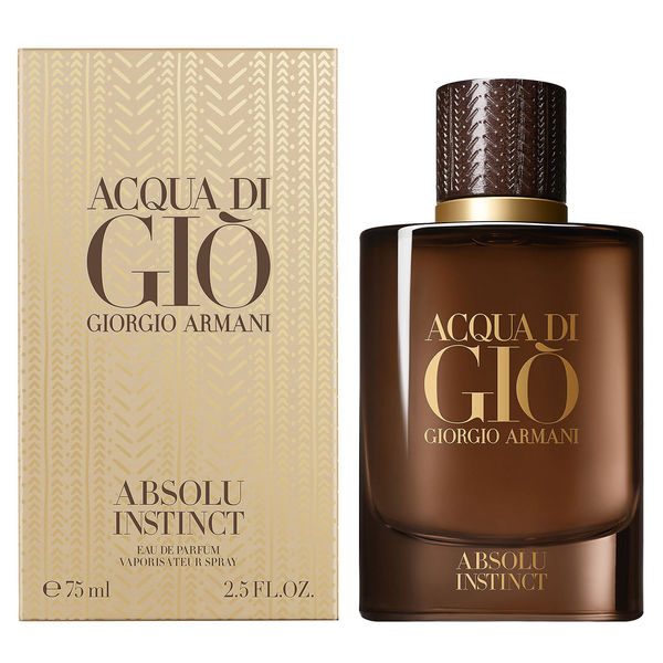 Acqua Di Gio Absolu Instinct by Giorgio Armani 75ml EDP