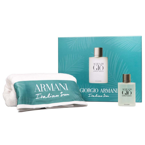 Acqua Di Gio by Giorgio Armani 100ml 2 Piece Gift Set