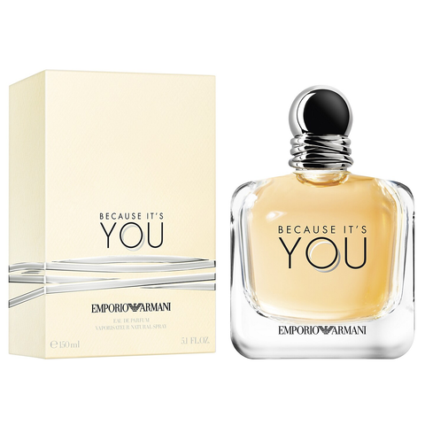 Because It's You by Giorgio Armani 150ml EDP