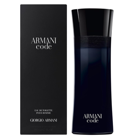 Armani Code by Giorgio Armani 200ml EDT