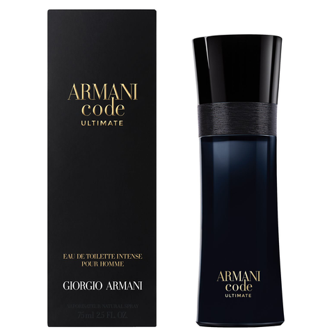 Armani Code Ultimate by Giorgio Armani 75ml EDT