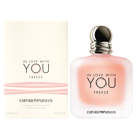 In Love With You Freeze by Giorgio Armani 100ml EDP