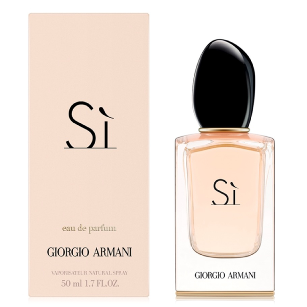 Si by Giorgio Armani 50ml EDP for Women