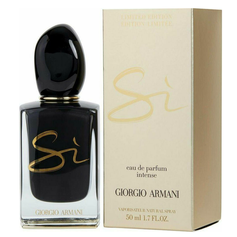 Si Intense Night Light by Giorgio Armani 50ml EDP