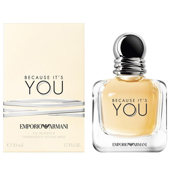 Because It's You by Giorgio Armani 50ml EDP
