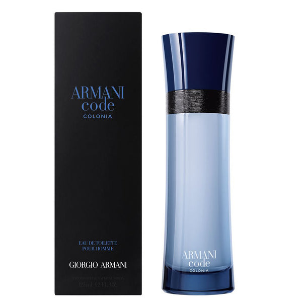 Armani Code Colonia by Giorgio Armani 125ml EDT