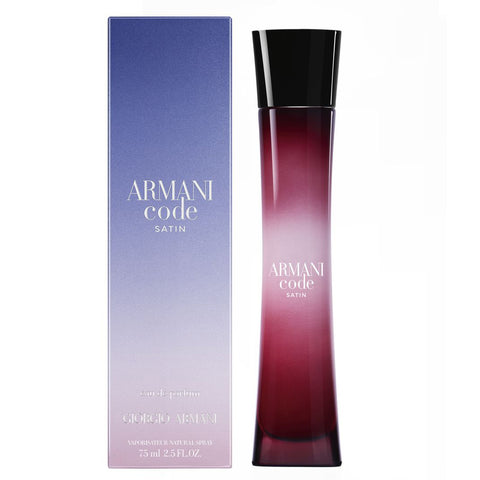 Armani Code Satin by Giorgio Armani 75ml EDP