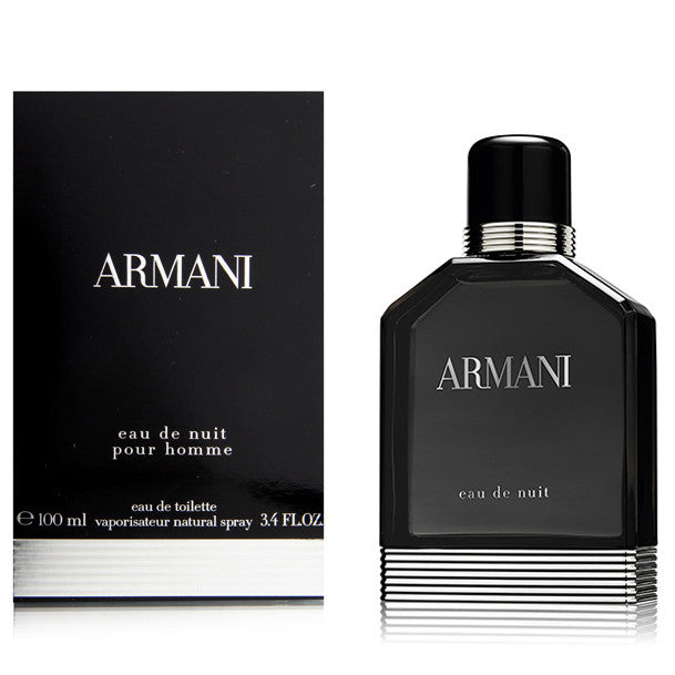 best shoes new lower prices available Armani Eau De Nuit by Giorgio Armani 100ml EDT