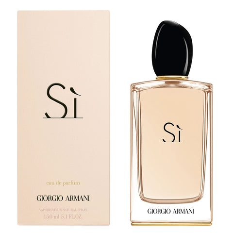 Si by Giorgio Armani 150ml EDP for Women (Largest Size)