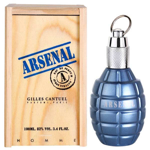 Arsenal Blue by Gilles Cantuel 100ml EDP