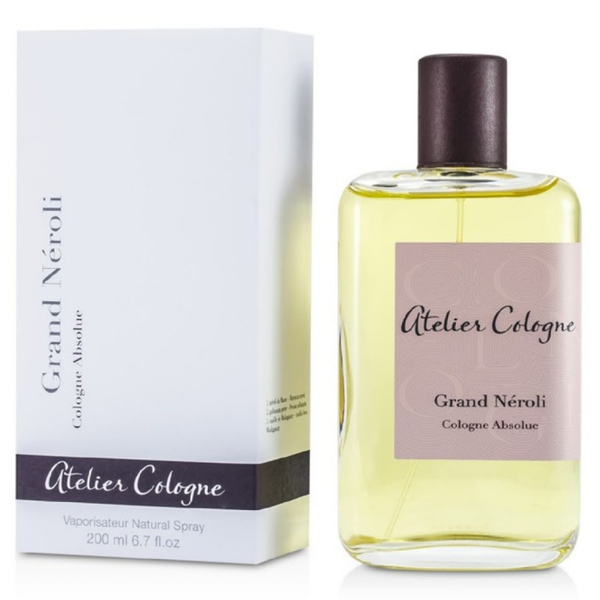 Grand Neroli by Atelier Cologne 200ml Pure Perfume
