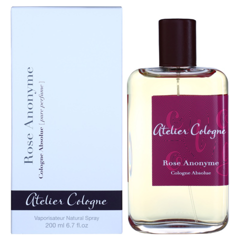 Rose Anonyme by Atelier Cologne 200ml Pure Perfume