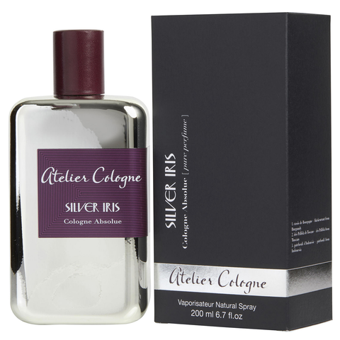 Silver Iris by Atelier Cologne 200ml Pure Perfume