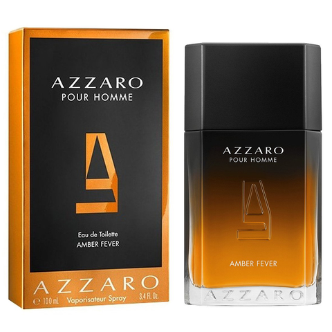 Amber Fever by Azzaro 100ml EDT for Men