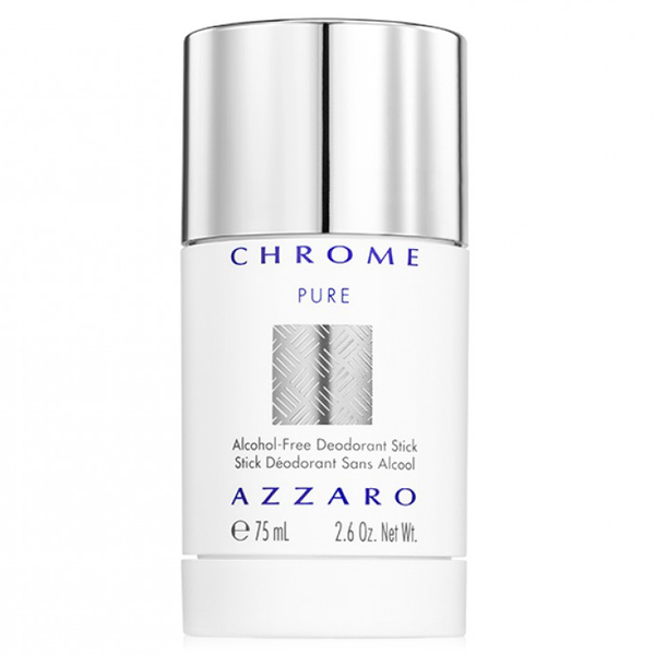 Azzaro Chrome Pure by Azzaro 75ml Deodorant Stick