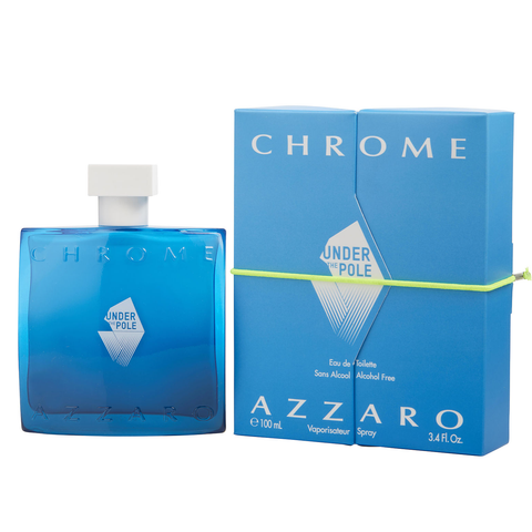 Azzaro Chrome Under The Pole by Azzaro 100ml EDT