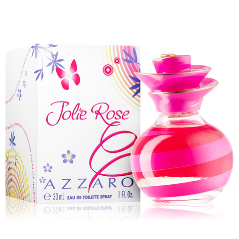 Jolie Rose by Azzaro 30ml EDT for Women