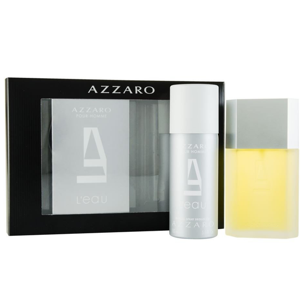Azzaro L'eau by Azzaro 100ml EDT 2 Piece Gift Set
