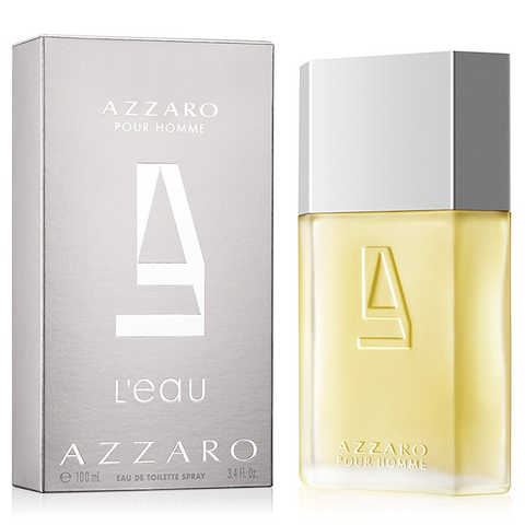 Azzaro L'eau by Azzaro 100ml EDT for Men