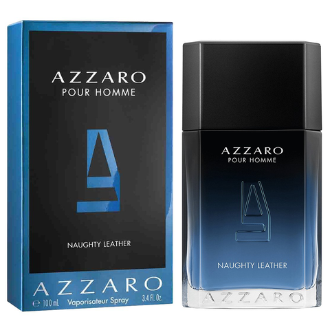 Naughty Leather by Azzaro 100ml EDT for Men