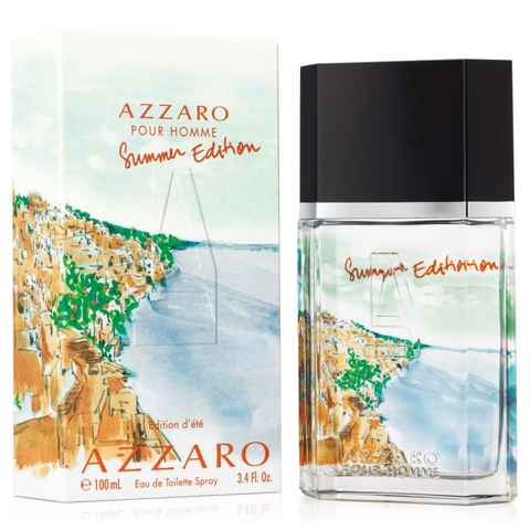 Azzaro Pour Homme Summer Edition 100ml EDT