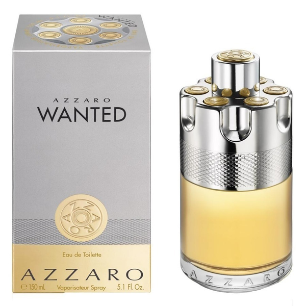 Wanted by Azzaro 150ml EDT for Men