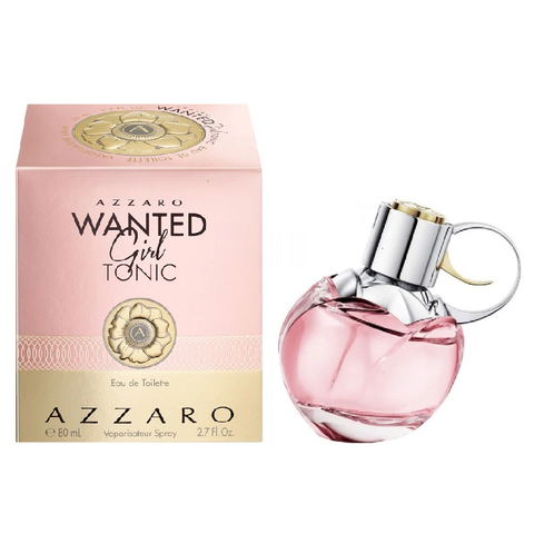 Wanted Girl Tonic by Azzaro 80ml EDT for Women