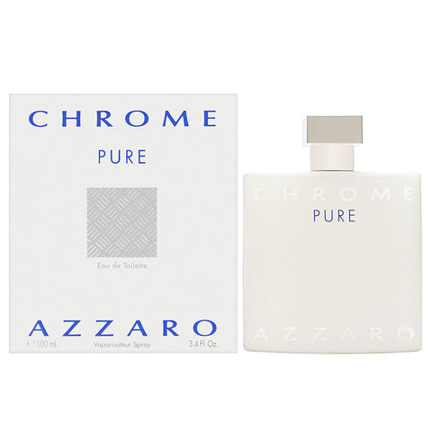 Azzaro Chrome Pure by Azzaro 100ml EDT