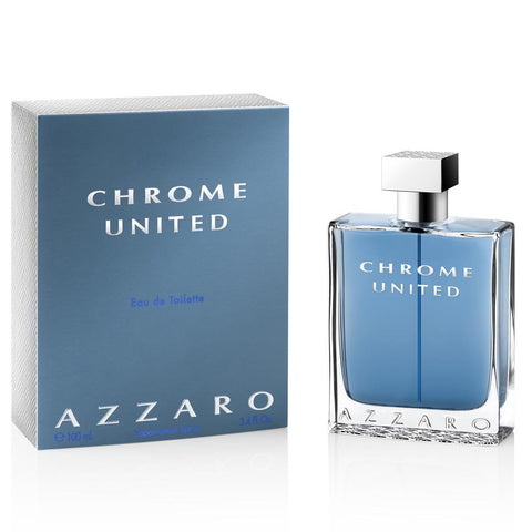 Azzaro Chrome United 100ml EDT
