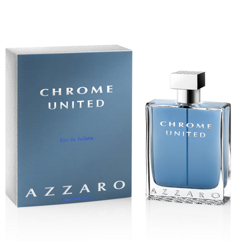 Azzaro Chrome United 200ml EDT