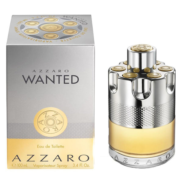 Wanted by Azzaro 100ml EDT for Men