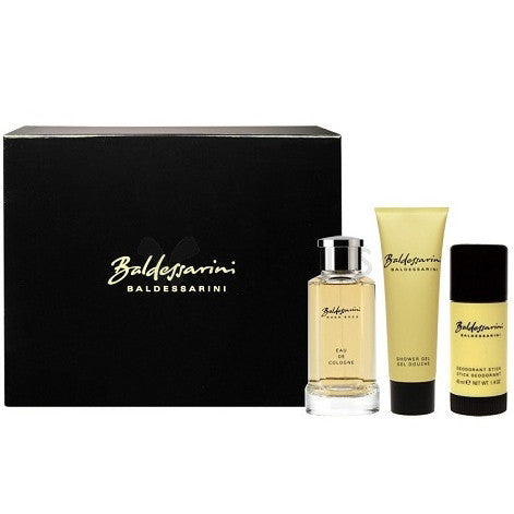 Baldessarini by Baldessarini 75ml EDC 3 Piece Gift Set
