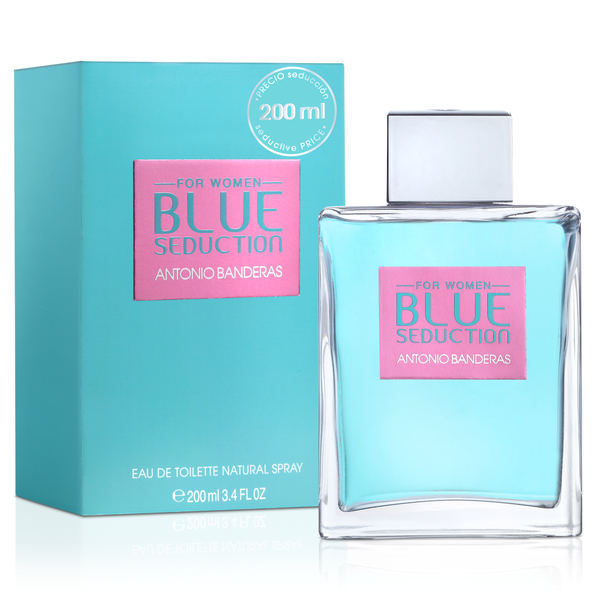 Blue Seduction by Antonio Banderas 200ml EDT