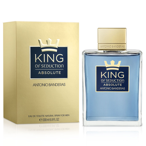 King of Seduction Absolute by Antonio Banderas 200ml EDT