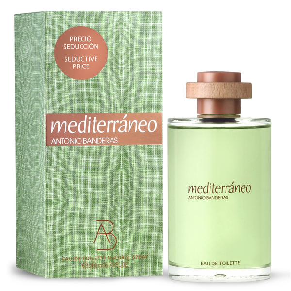 Mediterraneo by Antonio Banderas 200ml EDT