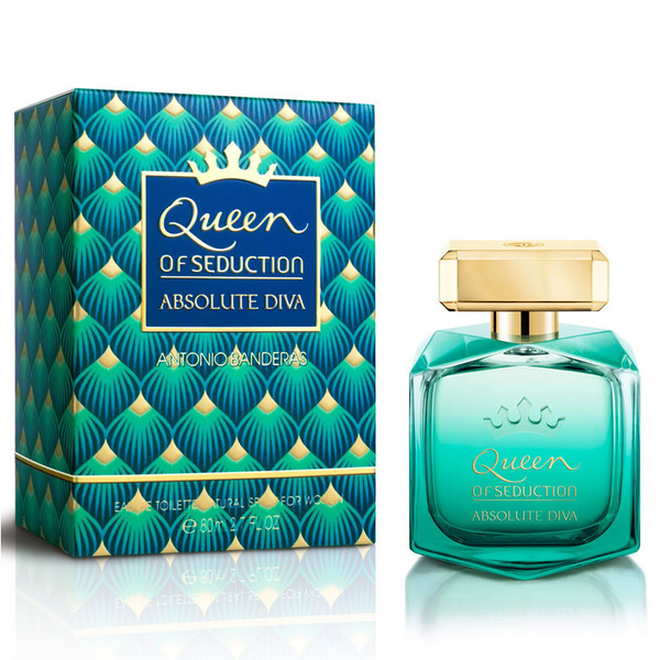 Queen of Seduction Absolute Diva by Antonio Banderas 80ml