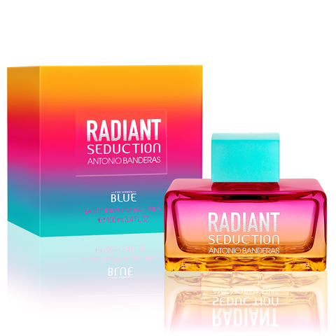 Radiant Seduction Blue by Antonio Banderas 100ml EDT
