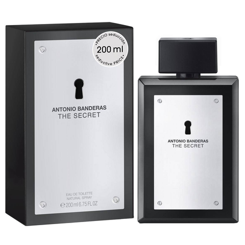 The Secret by Antonio Banderas 200ml EDT