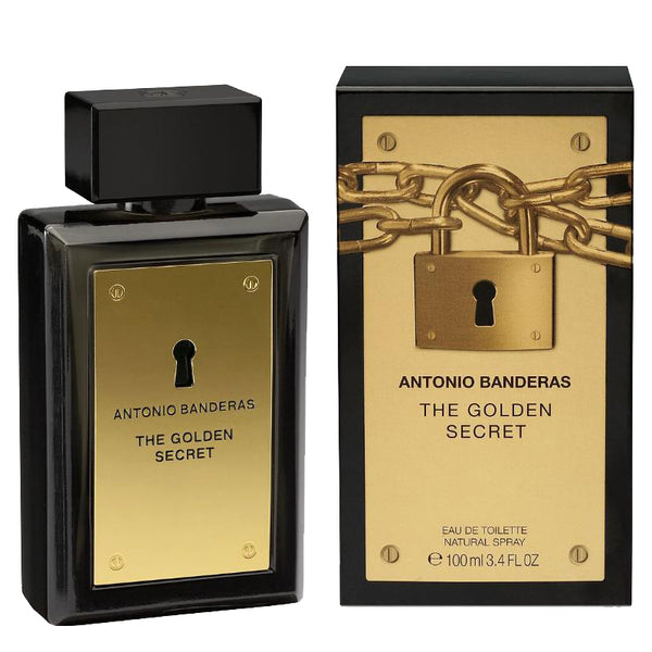 The Golden Secret by Antonio Banderas 100ml EDT