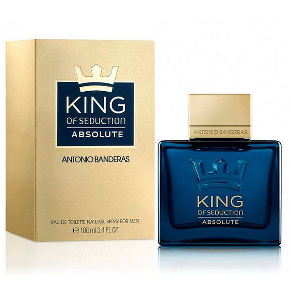 King of Seduction Absolute by Antonio Banderas 100ml EDT