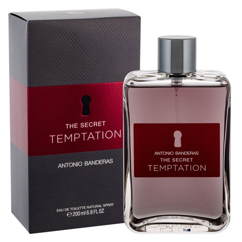 The Secret Temptation by Antonio Banderas 200ml EDT