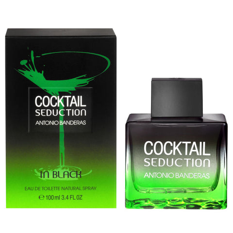 Cocktail Seduction Black by Antonio Banderas 100ml EDT