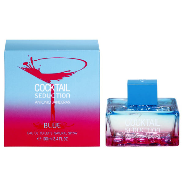 Cocktail Seduction Blue by Antonio Banderas 100ml EDT