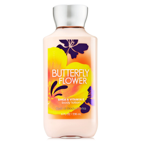 Butterfly Flower by Bath & Body Works 236ml Body Lotion