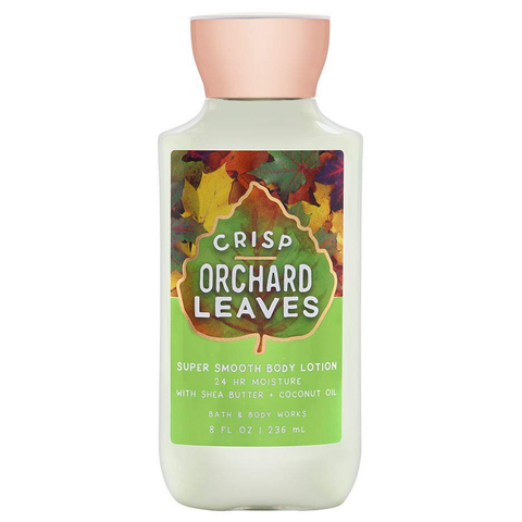 Crisp Orchard Leaves by Bath & Body Works 236ml Body Lotion