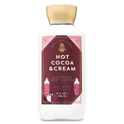 Hot Cocoa & Cream by Bath & Body Works 236ml Body Lotion
