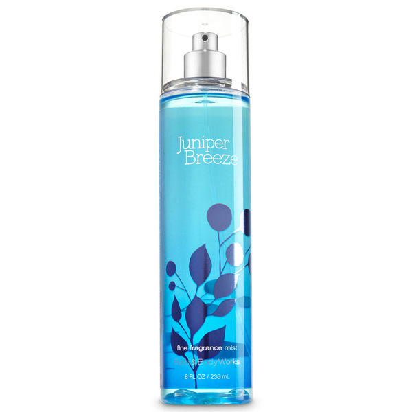 Juniper Breeze by Bath & Body Works 236ml Fragrance Mist