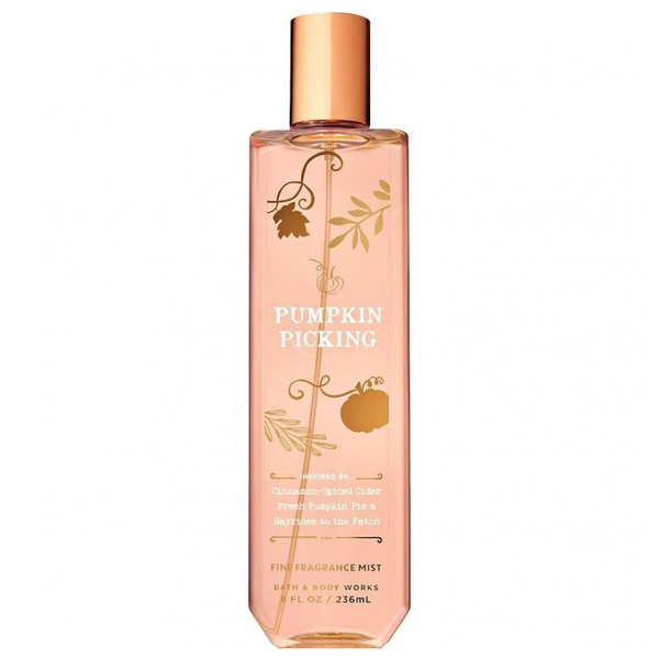 Pumpkin Picking by Bath & Body Works 236ml Fragrance Mist