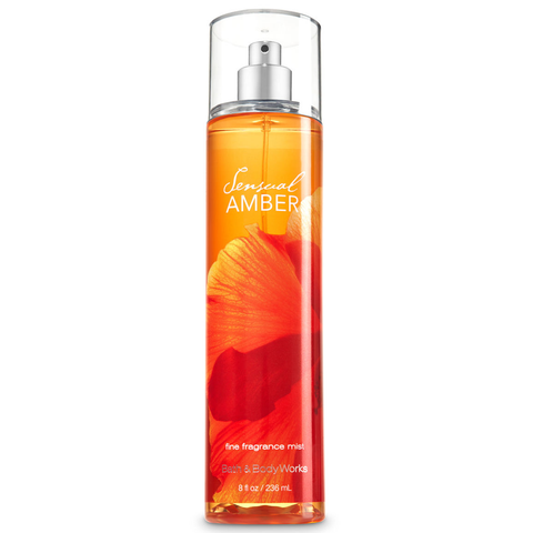 Sensual Amber by Bath & Body Works 236ml Fragrance Mist
